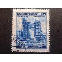 Рейх протекторат 1941 индустрия