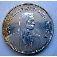 Швейцария. 5 франков 1932 г.