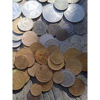 70 монет СССР