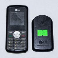 133 Телефон LG KP100. По запчастям, разборка
