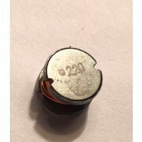 Индуктивности/Дроссели  22 мкГн . SR0805220MLB SMD Катушки индуктивности (Индуктор, индуктивность, дроссель)
