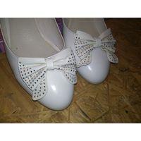 Туфли в идеальном состоянии без царапин