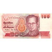 Таиланд 100 бат 1994 UNC