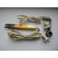 Электрозажигалка + кипятильник
