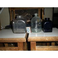 Бутылки 3шт до 1917
