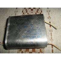 Плоские конденсаторы разные
