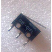 Концевой микропереключатель omron D2F-01FL с рычагом, SPDT, 0,1A/30VDC 0.74 N (75 gf)