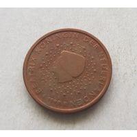 2 евроцента 1999 Нидерланды