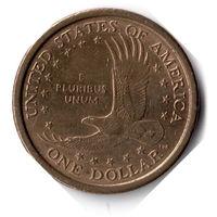 США. 1 доллар. 2000 P