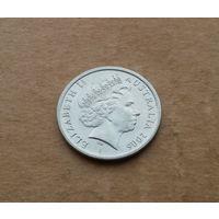 Австралия, 5 центов 2006 г.