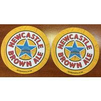 Подставка под пиво Newcastle Brown Ale No 2