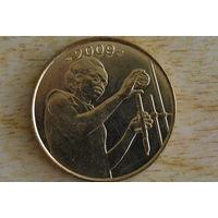 Западная Африка 25 франков 2008
