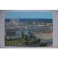 30-01-1987, ДМПК; Буланов Г., Новополоцк. Площадь строителей, подписана.
