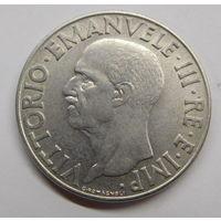 Италия 1 лира 1940 г