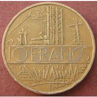 6172:  10 франков 1976 Франция
