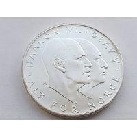 KM# 414 25 KRONER 29.0000 g., 0.8750 Silver 0.8158 oz. ASW, 39 mm.