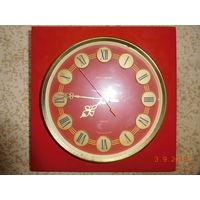 Часы Янтарь кварц СССР
