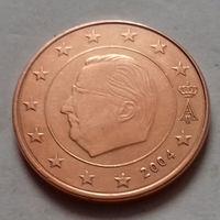 5 евроцентов, Бельгия 2004 г.