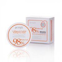 Гидрогелевые патчи для глаз PETITFEE Collagen & CoQ10 Hydrogel Eye Patch 60ea