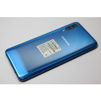 Смартфон Samsung Galaxy A50 6GB/128GB (синий), гарантия Samsung до 07.09.2020.