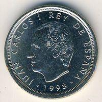 Испания 10 песет 1998 - 2000 г