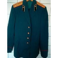 Парадная форма офицера-артиллериста ВС СССР (Фуражка в другом лоте)