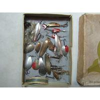 Подарочный рыболовный набор СССР