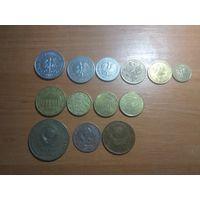 Сборный лот монет + бонус