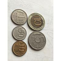 Монеты 1991- с  1 руб