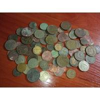 84 монеты СССР