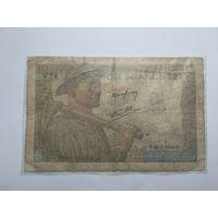 10 франков 1944 года