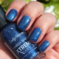 ЛАК для ногтей SALLY HANSEN Hard As Nails Xtreme Wear Nail Color