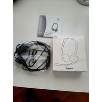 Наушники-гарнитура Logitech PC Headset 960 USB