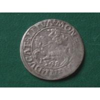 Полугрош 1548г лот vk
