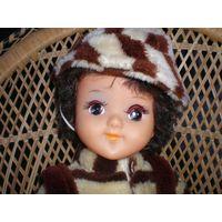 Кукла Озорной мальчуган. 70 см