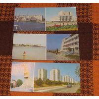 Крым. 3 открытки