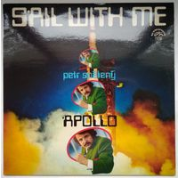 LP Petr Spaleny & Apollo - Sail With Me (1980) Beat, Psychedelic Rock, Country Rock, Soul