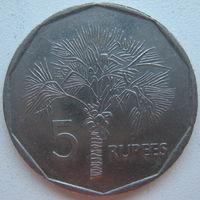 Сейшельские острова (Сейшелы) 5 рупий 2000 г. (u)