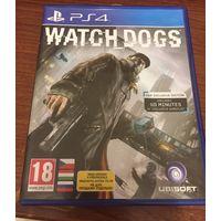 Игра для PS4 -WATCH DOGS