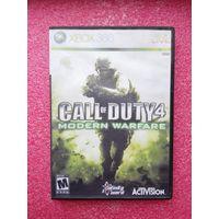 Игра Call of Duty 4