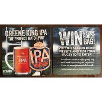 Подставка под пиво IPA No 3