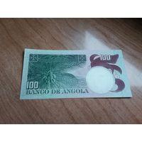 Ангола 100 эскудо 1973 год состояние UNC