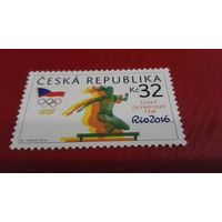Чехия, спорт, распродажа, Олимпиада, Рио