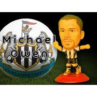 Michael Owen NEWCASTLE United 5 см Фигурка футболиста MC7792