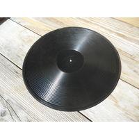 Резиновый мат для советского проигрывателя пластинок (диаметр 26,5 см)