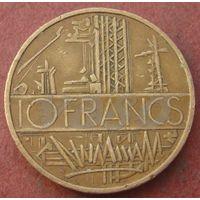 6174:  10 франков 1976 Франция