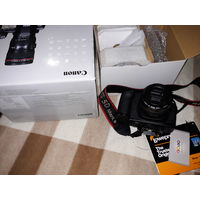 Canon 5D Mark II Цена Договорная !!! Отдам в придачу Canon 50mm обьектив и Сумку хорошую