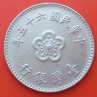 1 доллар 1976 ТАЙВАНЬ