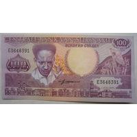 Суринам 100 гульденов 1986 г. (a)