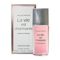 НОВАЯ ЗАРЯ Жизнь Прекрасна (La Vie Est Charmante) Парфюмерная вода (EDP) 50мл